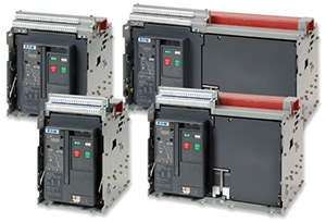 IZM26 circuit-breaker, withdrawable series