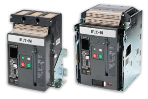 Circuit-breaker IZMX16, fixed installation and withdrawable, series NRX