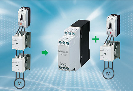 Redundant contactor design a thing of the past. Contactor Monitoring Relay
