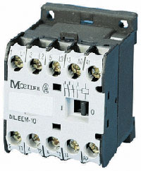 DIL E mini contactor relay