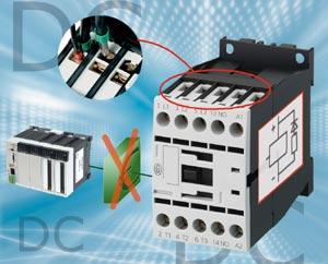Eaton - Contactors - 3-pole - DIL M - AC - DC