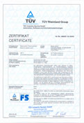 TÜV LSE-AI certification