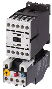 Overload Relay and Contactor
