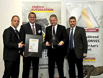 Automation Award 2009