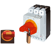 Emergency-Stop switches for high currents